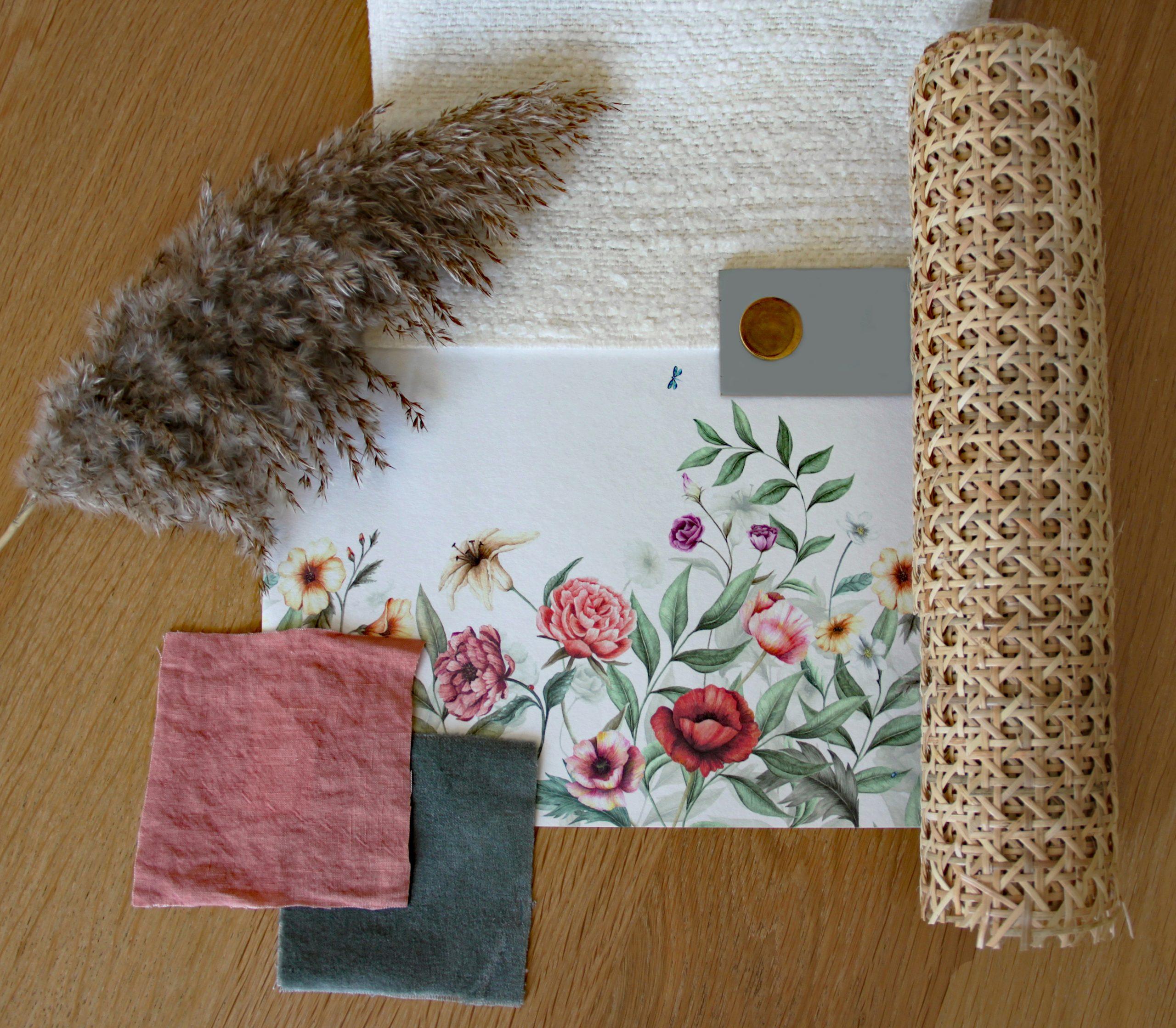 matières naturelles prestations décorateur d'intérieur