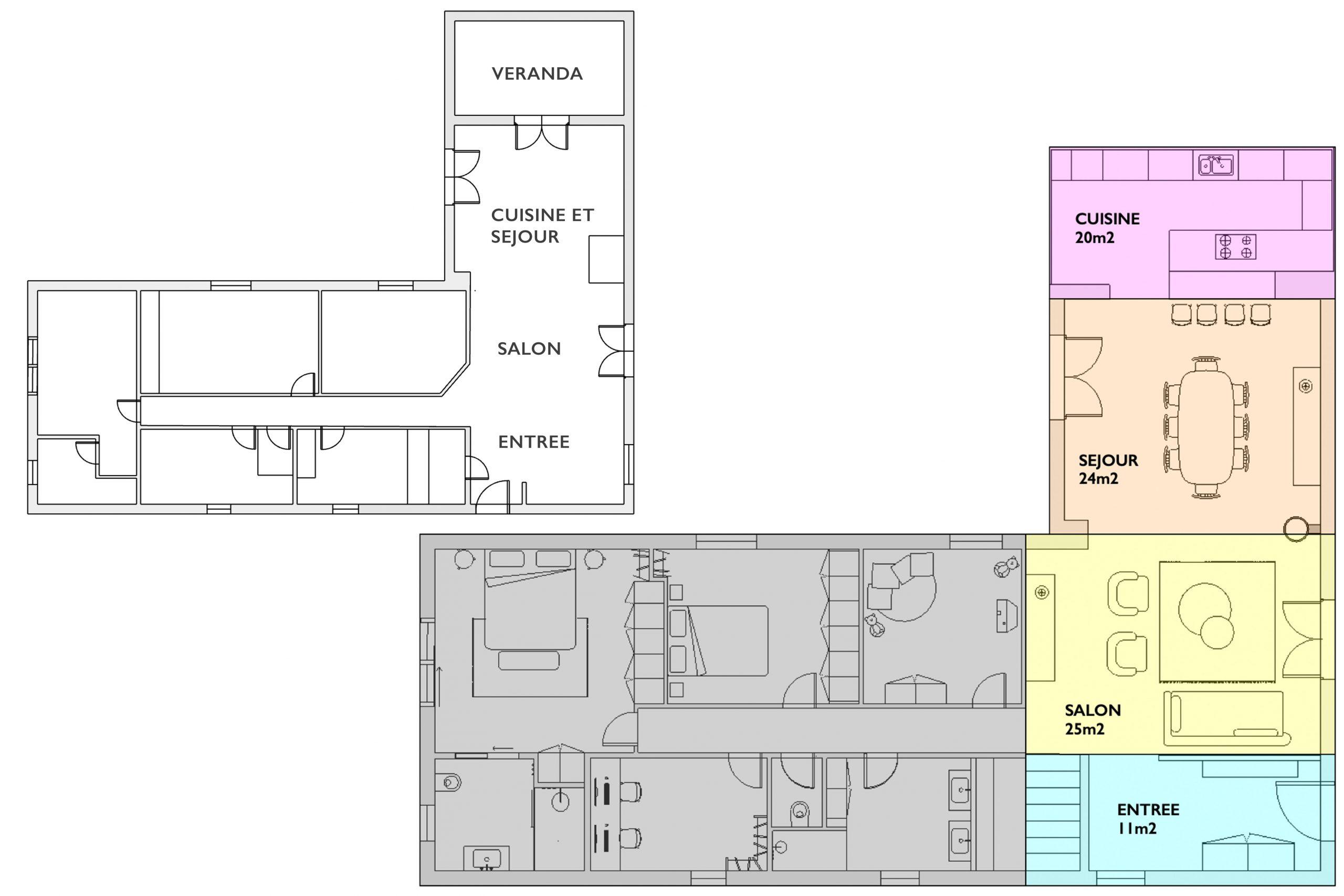 développement de projet prestation architecte intérieur